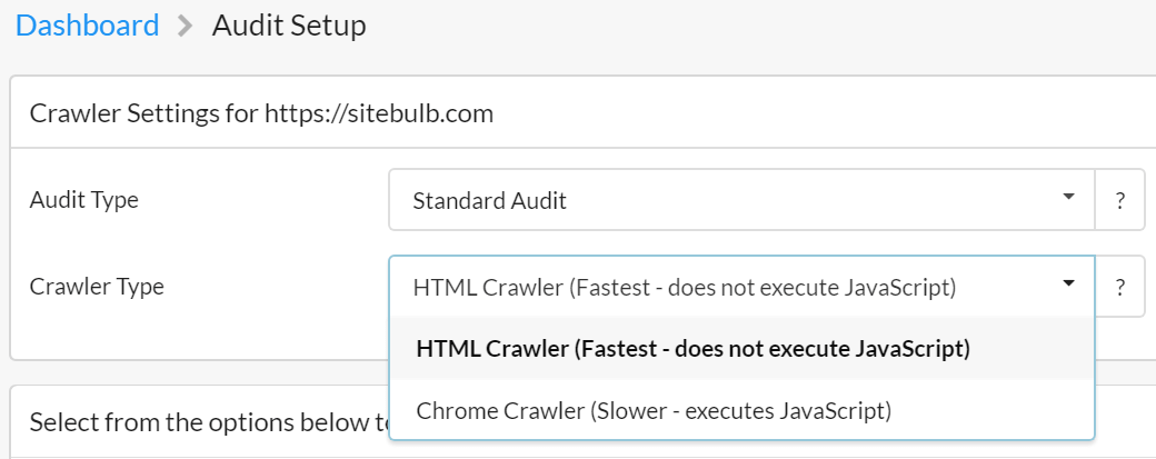HTML Crawler is faster